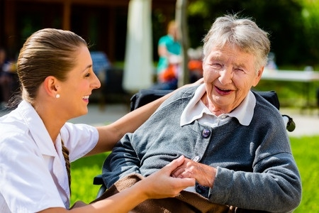 Health & Social Care apprentice in Care Home