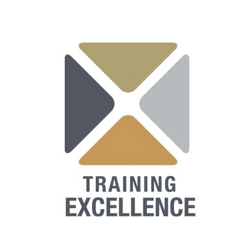 Training excellence logo